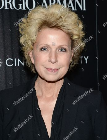 """Author Mary Mapes attends a special screening of """"Truth"""" at The Museum of Modern Art, in New York"""