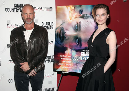 Editorial image of NY Special Screening of Charlie Countryman, New York, USA - 13 Nov 2013