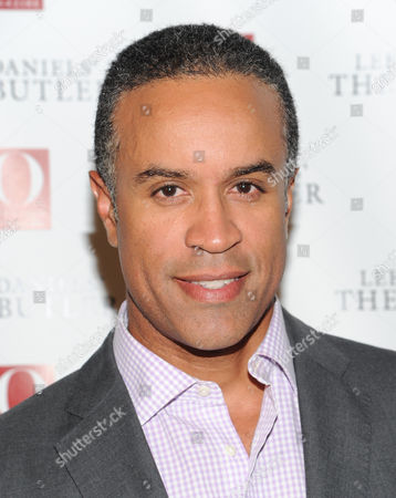 """News anchor Maurice Dubois attends a special screening of """"Lee Daniels' The Butler"""" hosted by O, The Oprah Magazine at Hearst Tower on in New York"""