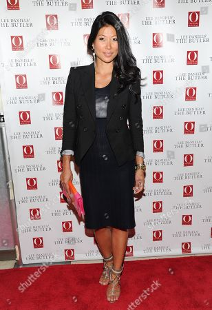 """Designer Monika Chiang attends a special screening of """"Lee Daniels' The Butler"""" hosted by O, The Oprah Magazine at Hearst Tower on in New York"""