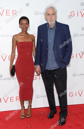 "Editorial image of NY World Premiere of ""The Giver"", New York, USA - 11 Aug 2014"