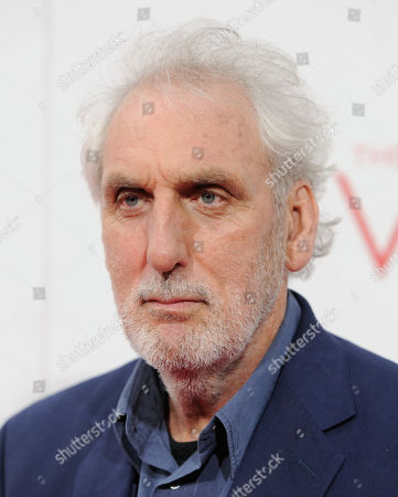 """Phillip Noyce attends the world premiere of """"The Giver"""" at the Ziegfeld Theatre, in New York"""
