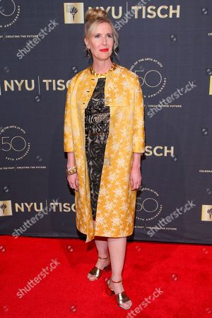 Allyson Green attends the NYU Tisch School of the Arts 50th Anniversary Gala at Jazz at Lincoln Centerâ?™s Frederick P. Rose Hall, in New York