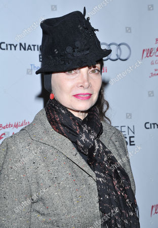 Toni Basil arrives at the opening night of Bette Midler in 'I'll Eat You Last: A Chat with Sue Mengers', on at the Geffen Playhouse in Los Angeles