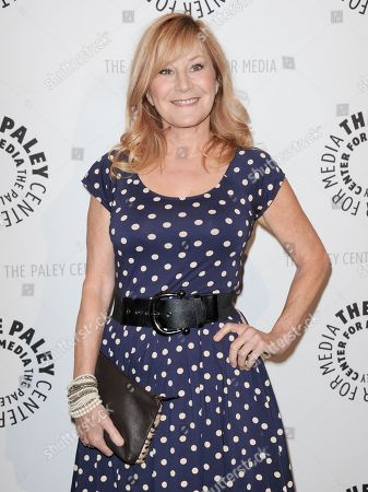 """Chloe Webb arrives at the PaleyFest Previews Fall TV's Fall Flashback Reflection's: """"China Beach"""" 25 Years Later at The Paley Center for Media on in Beverly Hills, Calif"""