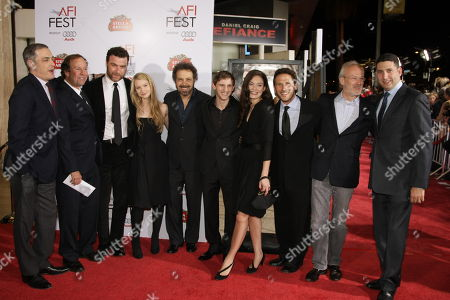 Editorial picture of Paramount Vantage Premiere of 'Defiance' at the 2008 AFI Fest Closing Night Gala, Hollywood, USA - 9 Nov 2008