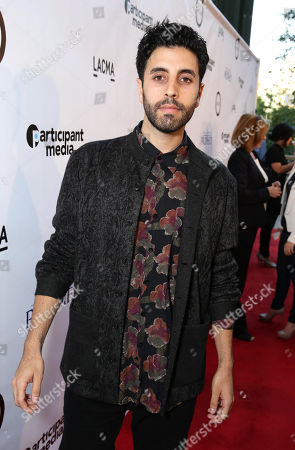 """Editorial image of Participant Media Special Screening of """"Kahlil Gibran's The Prophet"""", Los Angeles, USA - 29 Jul 2015"""