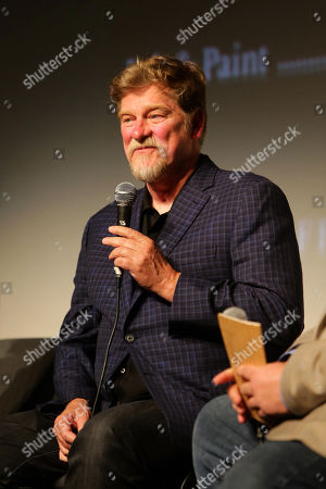 """Director/Writer Roger Allers seen at Participant Media Special Los Angeles Screening of """"Kahlil Gibran's The Prophet"""" held at LACMA's Bing Theater, in Los Angeles"""