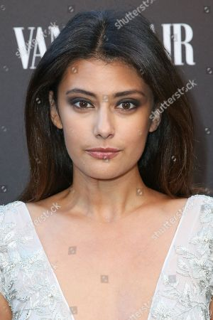 """Sibylla Deen arrives at the Party for the Film """"Tut"""" at Chateau Marmont, in West Hollywood, Calif"""