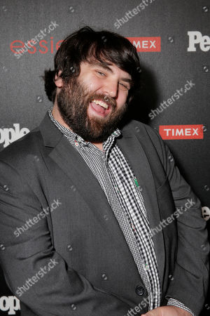"""John Gemberling arrives at the PEOPLE """"Ones to Watch"""" Party at The Line Hotel, in Los Angeles"""