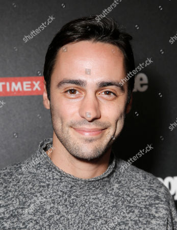 """Editorial picture of PEOPLE """"Ones to Watch"""" Party - Red Carpet, Los Angeles, USA - 9 Oct 2014"""