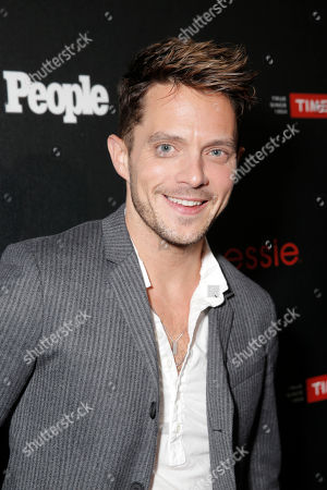 "Eli Lieb arrives at the PEOPLE ""Ones to Watch"" Party at The Line Hotel, in Los Angeles"
