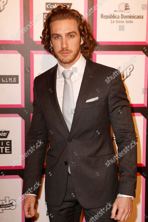 Eugenio Siller arrives at the People en Español's 50 Most Beautiful Party, on in New York