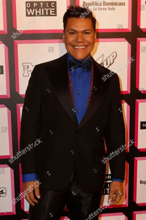 Victor Florencio arrives at the People en Español's 50 Most Beautiful Party, on in New York