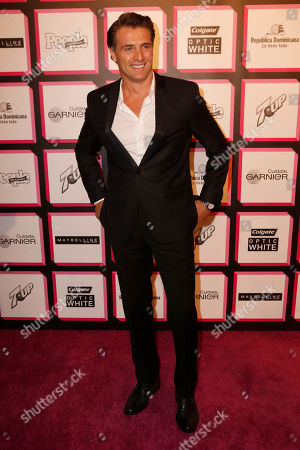 Juan Soler arrives at the People en Español's 50 Most Beautiful Party, on in New York