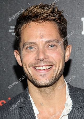 "Stock Image of Eli Lieb attends the PEOPLE ""Ones to Watch"" Party at The Line Hotel, in Los Angeles"