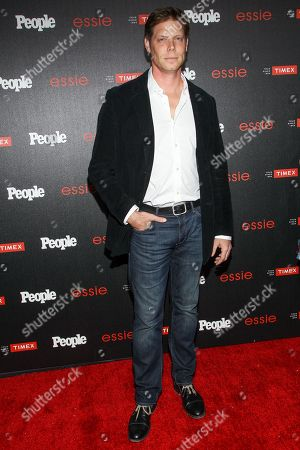 "Stock Image of Brian Letscher attends the PEOPLE ""Ones to Watch"" Party at The Line Hotel, in Los Angeles"