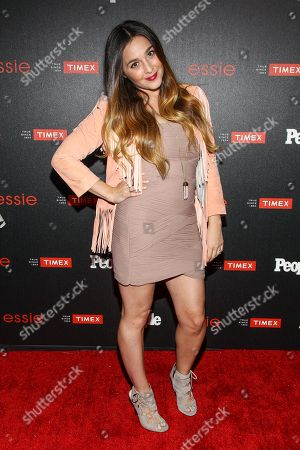 "Alisan Porter attend the PEOPLE ""Ones to Watch"" Party at The Line Hotel, in Los Angeles"