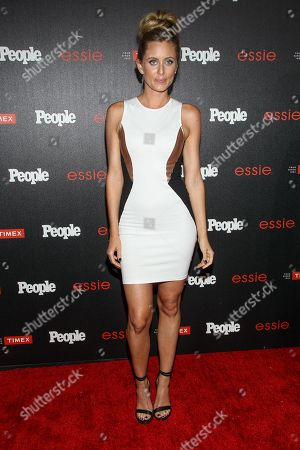 """Stock Image of Monica Richards attends the PEOPLE """"Ones to Watch"""" Party at The Line Hotel, in Los Angeles"""
