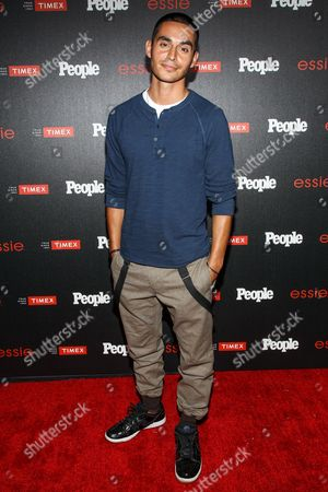 """Manny Montana attends the PEOPLE """"Ones to Watch"""" Party at The Line Hotel, in Los Angeles"""