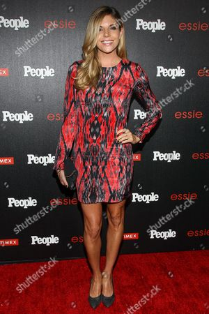 """Andrea Bogart attends the PEOPLE """"Ones to Watch"""" Party at The Line Hotel, in Los Angeles"""