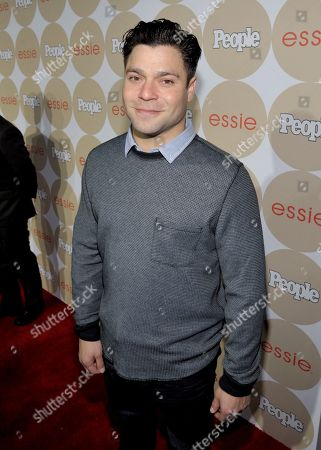 Stock Image of Jeremy Luke arrives at PEOPLE's 'Ones to Watch' event at Hinoki & The Bird, in Los Angeles