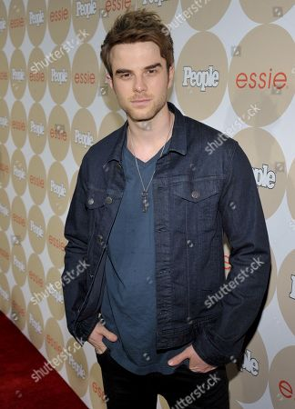 Nathaniel Buzolic arrives at PEOPLE's 'Ones to Watch' event at Hinoki & The Bird, in Los Angeles