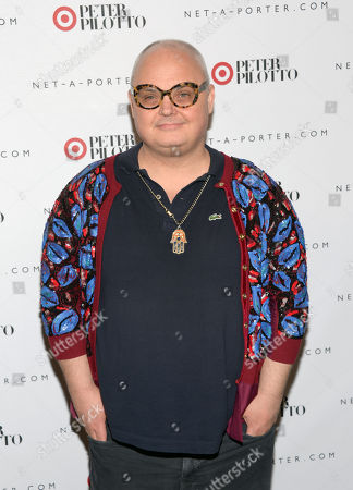 Mickey Boardman attends the Peter Pilotto for Target collection launch event at Gotham Hall on in New York