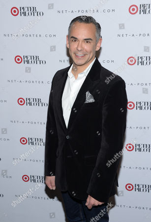 Senior VP Marketing for Target Rick Gomez attends the Peter Pilotto for Target collection launch event at Gotham Hall on in New York