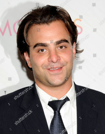 """Stock Picture of Nick Jarecki attends the premiere of """"Cosmopolis"""" at the Museum of Modern Art on in New York"""