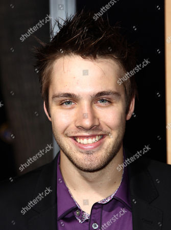 """Stock Picture of Matthew Fahey attends the LA premiere of """"Hitchcock"""" at the Samuel Goldwyn Theatre, in Beverly Hills, Calif"""
