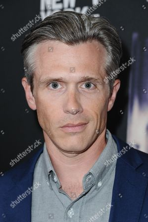 """Nate Clark arrives at theLos Angeles Premiere Of """"Live from New York!"""" held at The Landmark Theatre, in Los Angeles"""