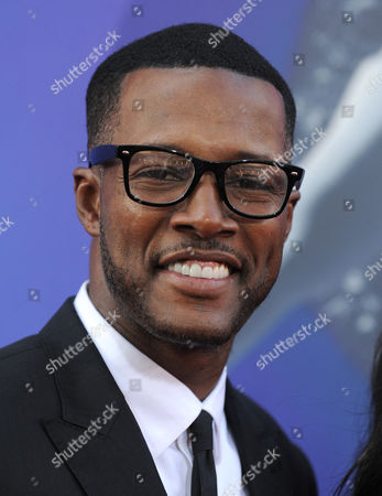 """Flex Alexander attends the Los Angeles premiere of """"Sparkle"""" at Grauman's Chinese Theatre, in Los Angeles"""