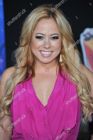"""Sabrina Bryan attends the premiere of """"Finding Nemo"""" 3D at the El Capitan Theatre, in Los Angeles"""