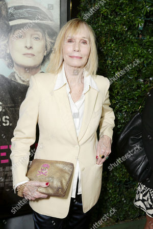 Sally Kellerman seen at Los Angeles Premiere of Focus Features' 'Suffragette' at the Academy of Motion Pictures Arts and Sciences, in Los Angeles, CA