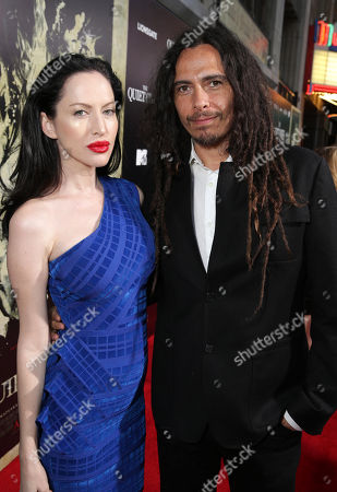 Editorial picture of Premiere of Lionsgate's 'The Quiet Ones', Los Angeles, USA - 22 Apr 2014