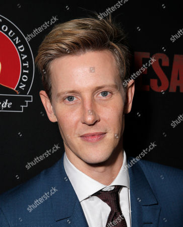 "Gabriel Mann attends the Los Angeles premiere of Pantelion Films and Participant Media's ""Cesar Chavez"" at the at the Chinese Theatre, in Los Angeles"