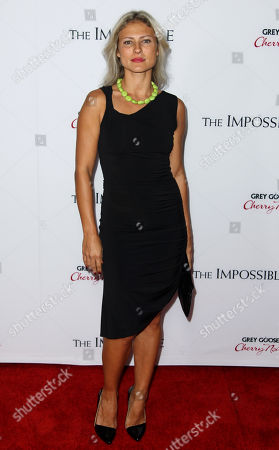 Editorial photo of Premiere of The Impossible, Los Angeles, USA - 10 Dec 2012