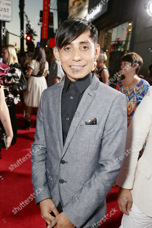 Luis Chavez seen at Los Angeles Premiere of Warner Bros. 'Our Brand is Crisis' at TCL Chinese Theatre, in Los Angeles, CA