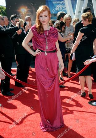 Editorial photo of Primetime Creative Arts Emmy Awards 2013 - Arrivals, Los Angeles, USA - 15 Sep 2013