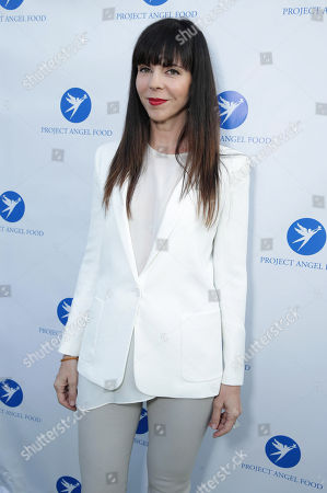 Stock Picture of Mila Hermanovski seen at Project Angel Food's Annual Angel Awards Celebration, on Saturday, August, 10, 2013 in Los Angeles