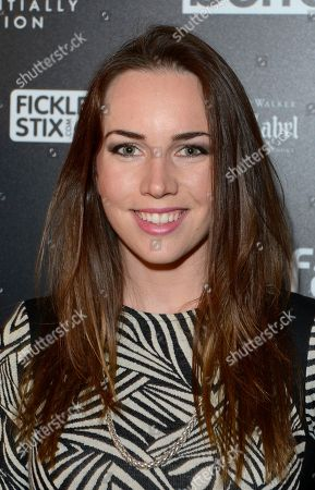 Liv Boeree is seen arriving at the Quintessentially Foundation's annual poker evening in association with Betfair at the Savoy Hotel on in London. The Quintessentially Foundation is the charitable arm of Quintessentially Lifestyle