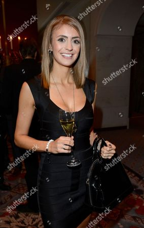 Liz Locke is seen at the Quintessentially Foundation's annual poker evening in association with Betfair at the Savoy Hotel on in London. The Quintessentially Foundation is the charitable arm of Quintessentially Lifestyle