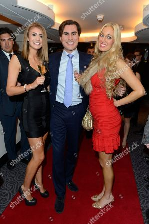 Editorial picture of Quintessentially Foundation Poker Evening in association with Betfair, London, United Kingdom - 30 Oct 2012