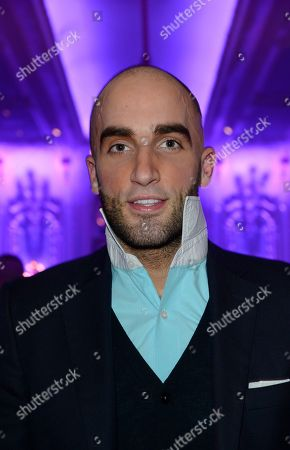 Magician Drummond Money-Coutts is seen at the Quintessentially Foundation's annual poker evening in association with Betfair at the Savoy Hotel on in London. The Quintessentially Foundation is the charitable arm of Quintessentially Lifestyle