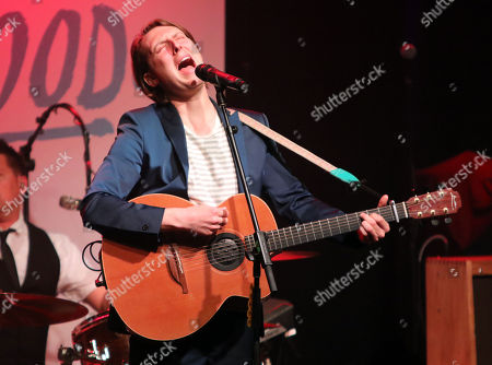 Stock Picture of Eric Hutchinson performs as the opener for Rachel Platten at Center Stage Theater, in Atlanta