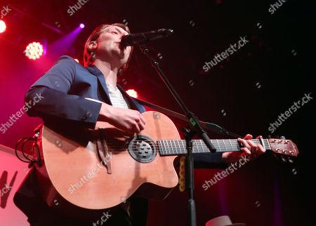 Editorial image of Rachel Platten In Concert - , Atlanta, USA - 2 Mar 2016