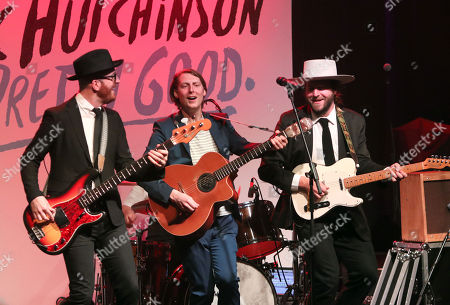 Eric Hutchinson performs as the opener for Rachel Platten at Center Stage Theater, in Atlanta