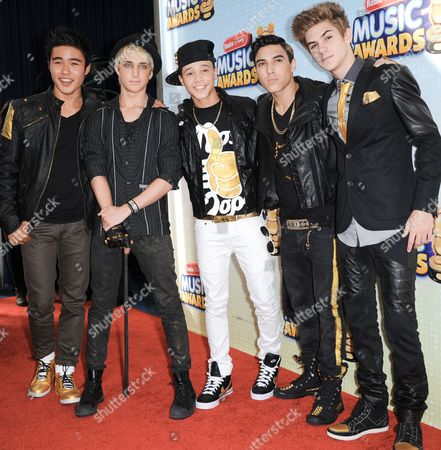 Editorial picture of Radio Disney Music Awards - Arrivals, Los Angeles, USA - 27 Apr 2013