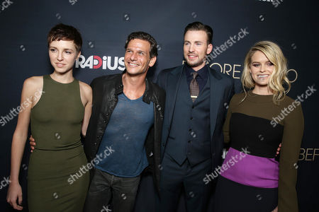 """Editorial photo of Radius' """"Before We Go"""" Premiere, in partnership with Heineken and Aventine Trattoria, Hollywood, USA - 2 Sep 2015"""